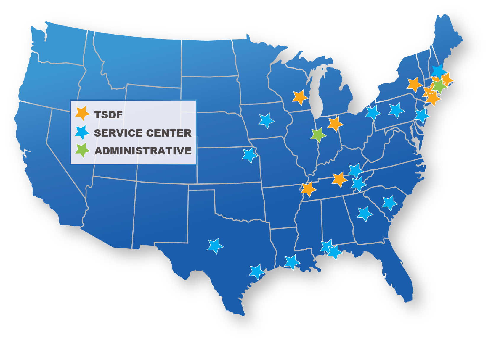 Tradebe USA Locations