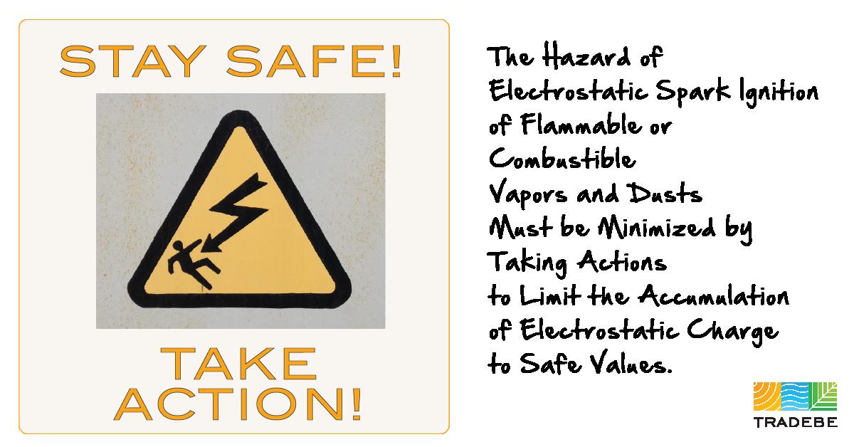 Avoid Static Electric Hazards