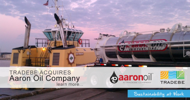 Tradebe Acquires Aaron Oil Company